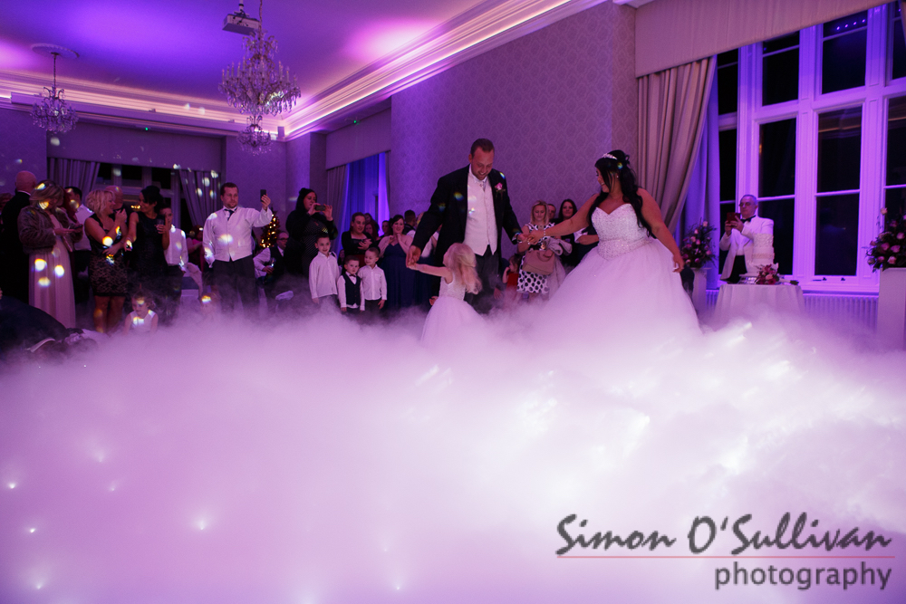 1st dance - 'dancing on the clouds'