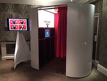 Photo booths at Ufton Court