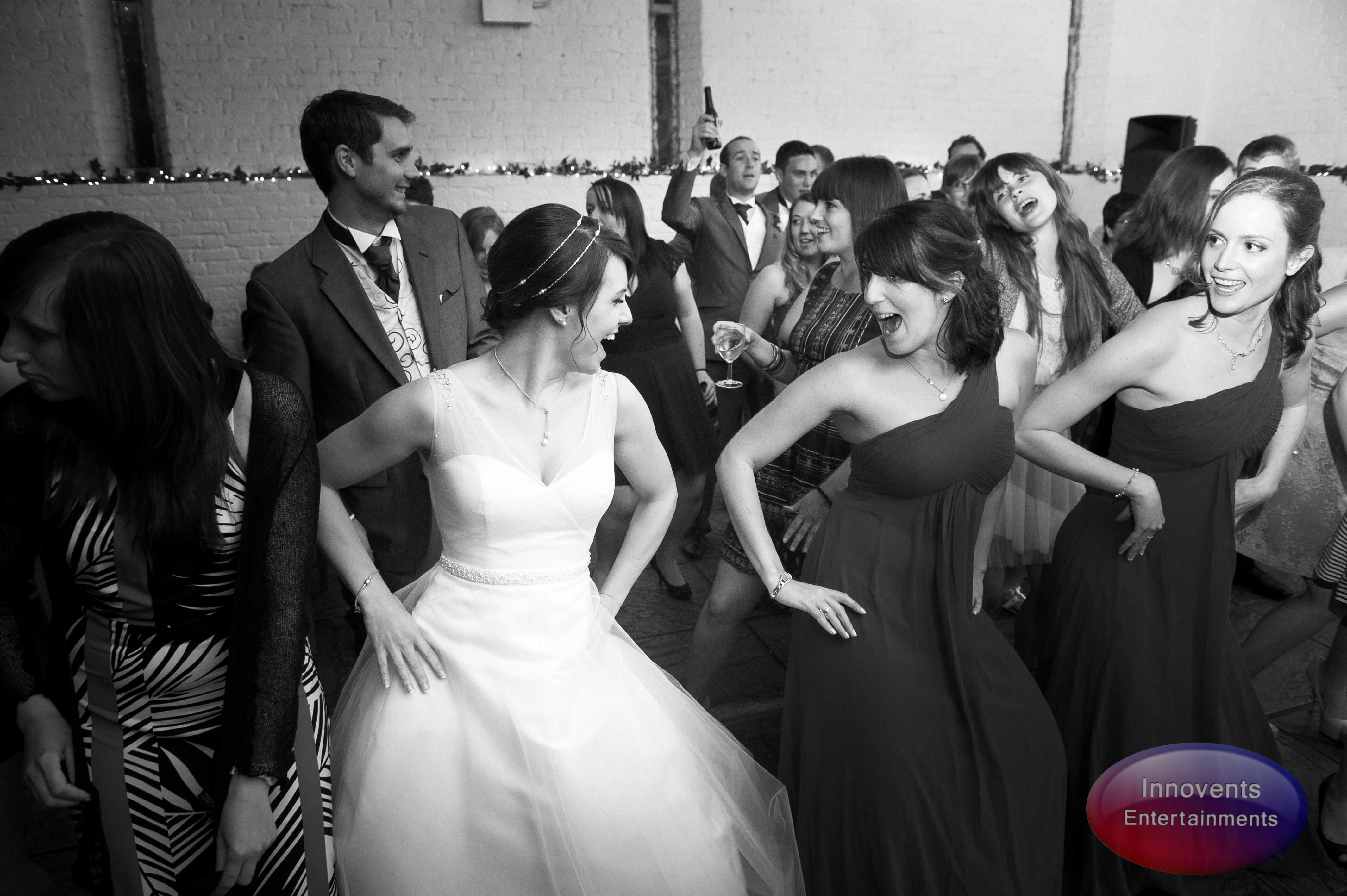 Dancing at Ufton Court