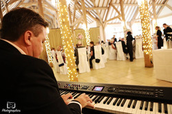 Pianist at Rivervale Barn