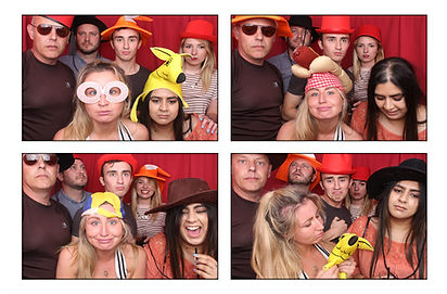 Redrow Photo Booth Gallery from Warbrook House