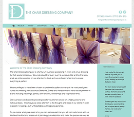 The Chair Dressing Company link