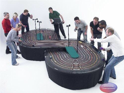 6 or 8 lane - Pro Scalextric