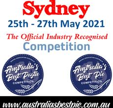 Australian Best Pie Competition