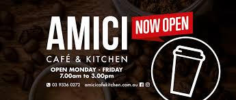 Amici Cafe & Kitchen