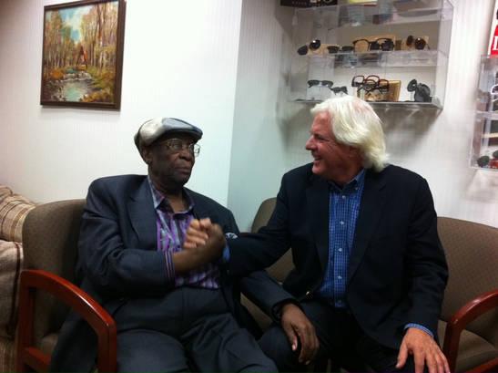 Greg & BB King having a chat