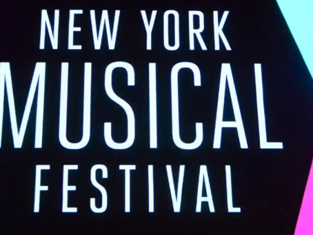 Thank you NYMF!  We are going on hiatus but stay tuned to more Mississippi The Musical events!