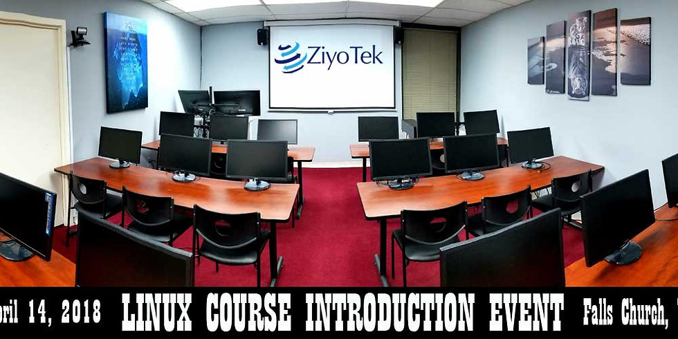 Linux Course Info Event - Falls Church