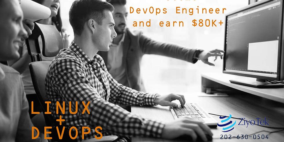 Linux + DevOps Course Info Event - Falls Church