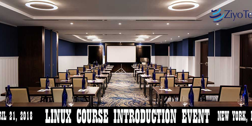 Linux Course Info Event - New York