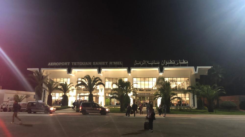 Tetouan Sania Ramel Airport