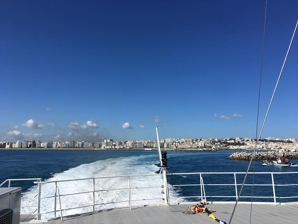 Tangier Ville ferry