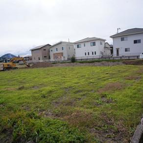 仏生山にて歯科医院の造成工事始まりました