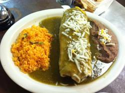 Burrito la Valentina