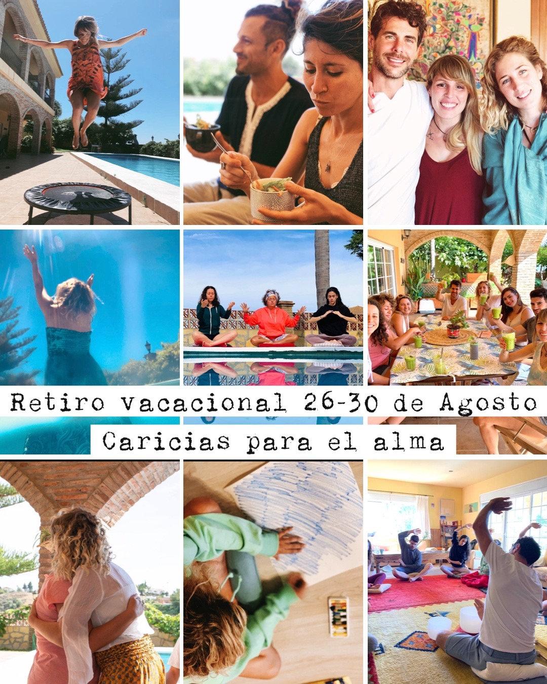 Retiro Vacacional 26-29 Agosto