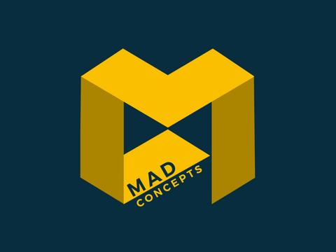 Mad Concepts Rebranding