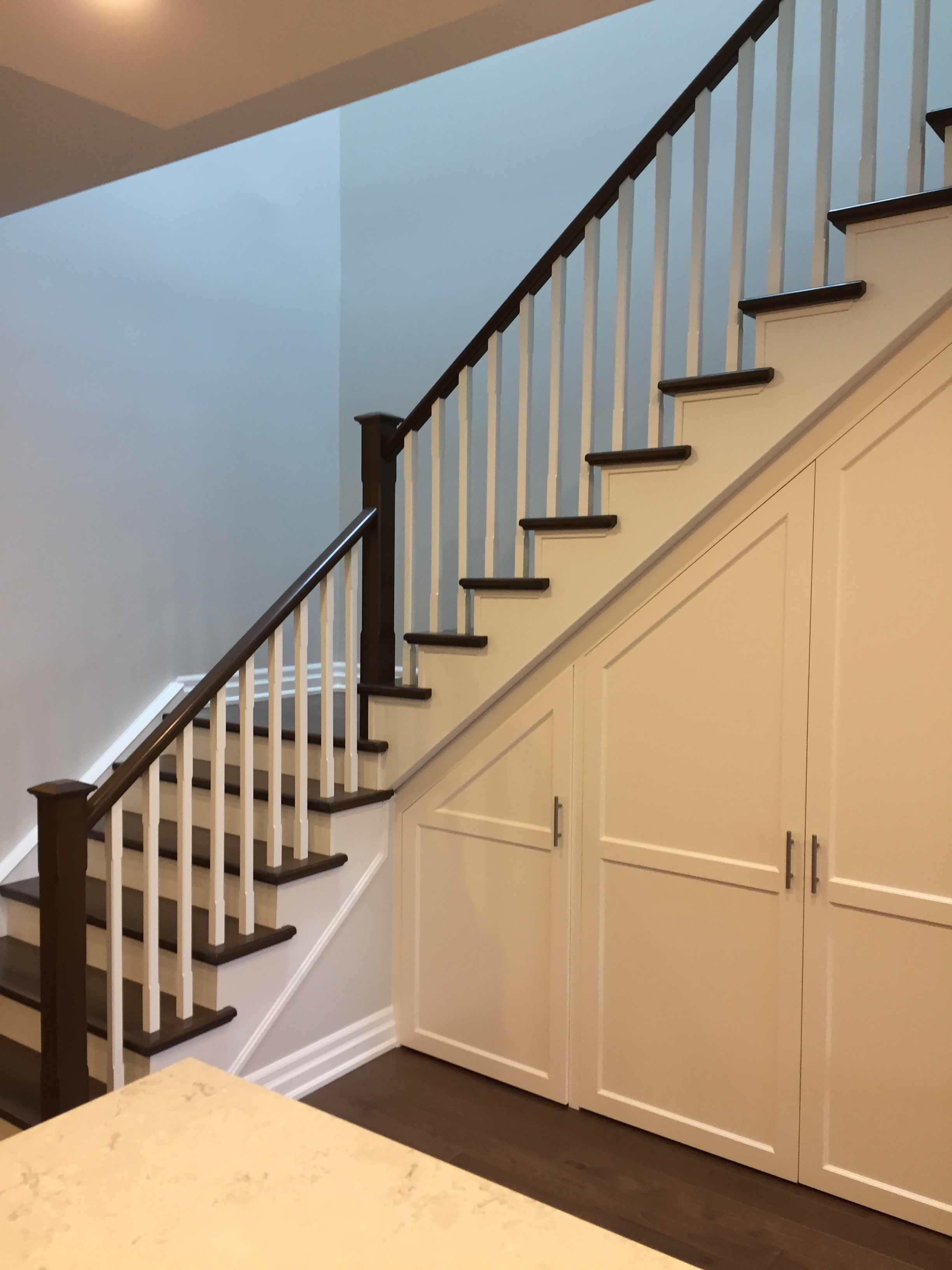 Stair Cabinets
