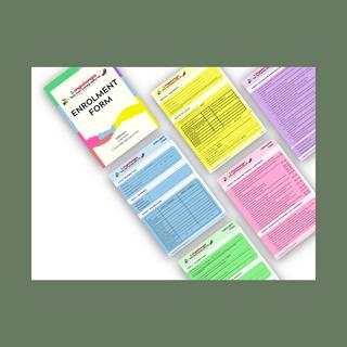 Lingalonga - Interactive Enrolment Form
