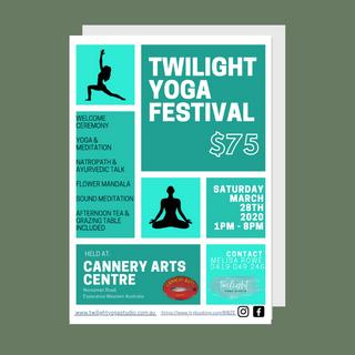 Twilight Yoga Studio & Retreats - Yoga F
