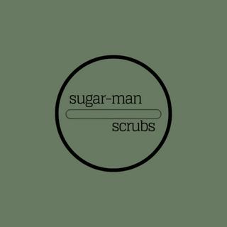 Sugar-Man Scrubs - Logo