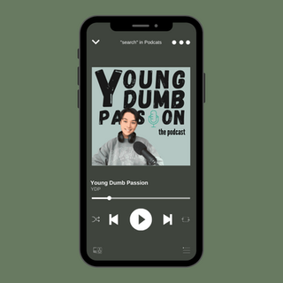 Young Dumb Passion - Podcast Cover