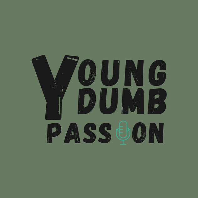Young Dumb Passion - Logo