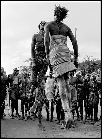 Leaping Warriors Maasai Photography in Africa