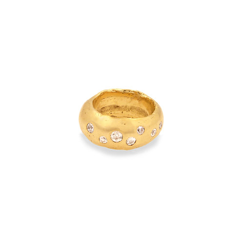 Diamond Galaxy Ring