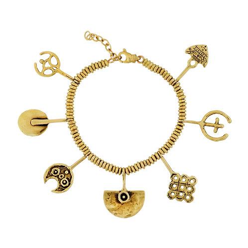 Jima Charm Bracelet