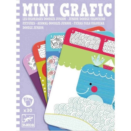 Mini Graphic Doddle Junior