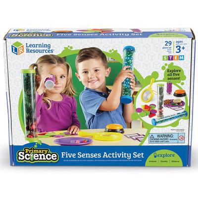 Set Actividades Ciencias Primarias 5 Sentidos