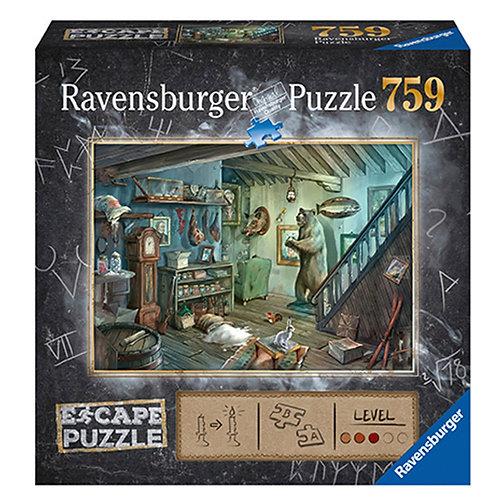Puzzle 759p. Sótano Prohibido
