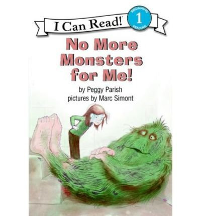 No more Monsters for Me! - Beginning 1 Reading