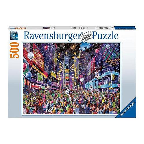 Puzzle 500p. Año Nuevo en Times Square