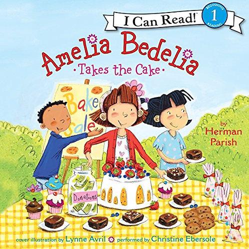 Amelia Bedelia Takes the Cake - Beginning 1 Reading