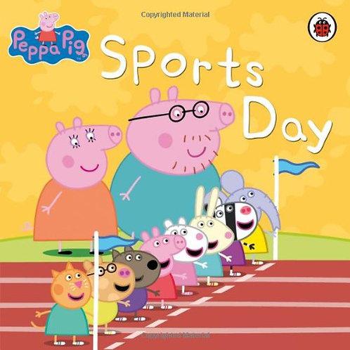 Peppa Pig Sports Day +CD