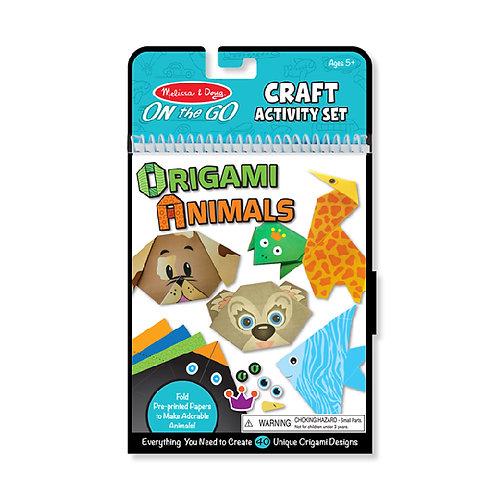 Set Origami Animales