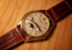 Patek Perpetual calendar ref 3940