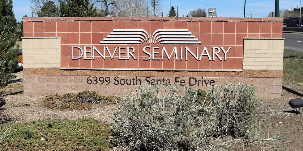 Teach D. Min. Intensive at Denver Seminary