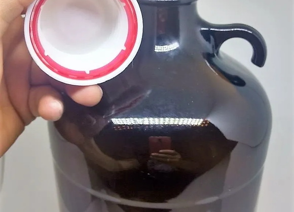 Growler 4,5L de vidro