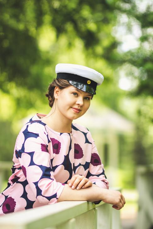 valmistujaiskuvaus ylioppilaskuvaus Oulu Valokuvaaja Tiia Juutinen