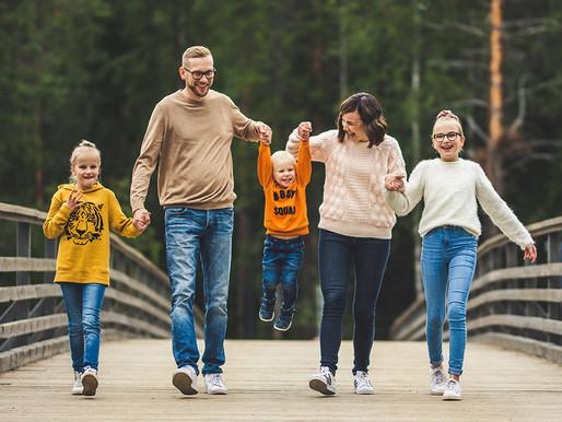 6 vinkkiä lapsi- & perhekuvaukseen valmistautumiseen