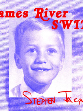 """Stephen Jacques releases haunting flashback single """"James River Swim"""""""