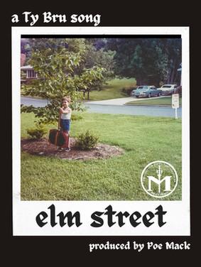 "Ty Bru captivates with powerful new single ""Elm Street"""