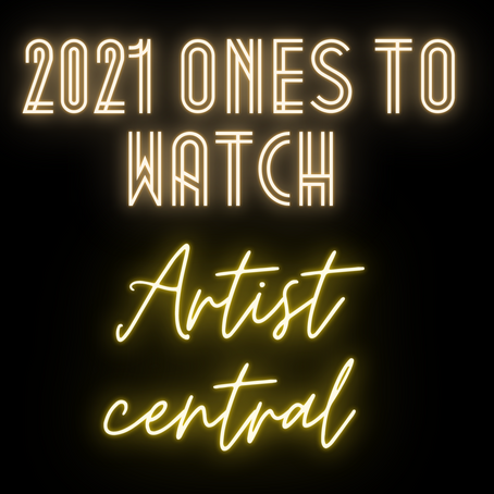 Ones to watch in 2021
