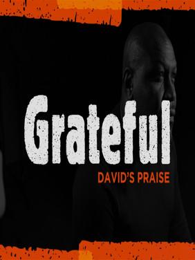"David's Praise hits home on ""Grateful"""