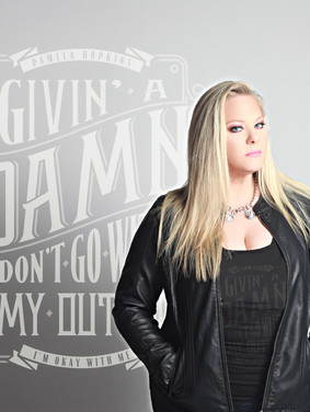 """Pamela Hopkins, is all business in new single """"Givin' A Damn (Don't Go With My Outfit)"""