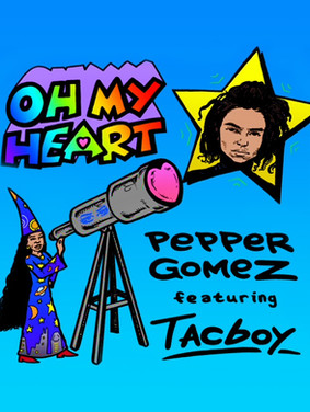 """Pepper Gomez Ft. Tacoboy release infectious groove hit """"Oh My Heart"""""""