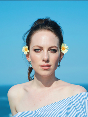 """Emma River and her angelic new single """"Flowers In My Hair"""""""