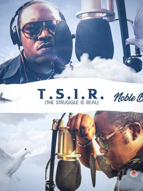 Noble Barz raises the stakes with hard hitting album T.S.I.R